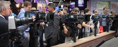 In a word, cameras. Lots of them. A couple of other headlines, some interesting monitors and a copy of FCPX...