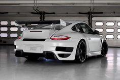 TECHART - Salón de Dubai - Porsche 911
