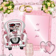 Wedding Wedding Frames, Ark, Gifs, Beautiful, Wedding Picture Frames, Gifts, Wedding Photo Frames