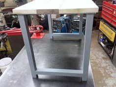 Steel Table Legs Industrial Legs Modern Table Legs By DVAMetal