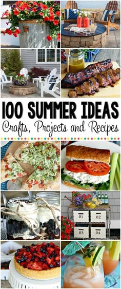100 Summer Ideas fea