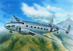 Lockheed C-60 Lodestar RNZAF by Stan Hajek