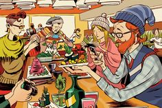 Are You Addicted To Dining Out?   GQ
