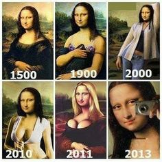 Funny pictures about If Mona Lisa was alive today. Oh, and cool pics about If Mona Lisa was alive today. Also, If Mona Lisa was alive today. Funny Baby Images, Funny Dog Photos, Funny Dog Videos, Funny Pictures, Funniest Pictures, Fail Pictures, Animal Pictures, Mona Lisa, Funny Captions