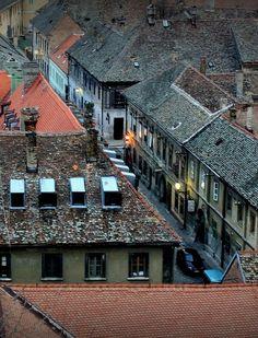 The old Town of Novi Sad, Vojvodina, Serbia | by RadePljeskavica
