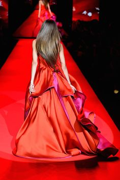 Zendaya Coleman Photos: American Heart Association Go Red For Women Red Dress Collection 2015 Presented By Macy's At Mercedes-Benz Fashion Week - Runway