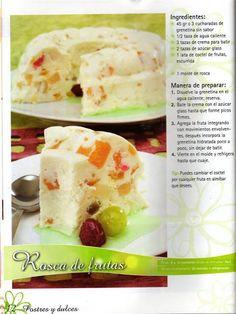 Postres y Dulces - Revistas De Reposterias y Mas - Álbumes web de Picasa
