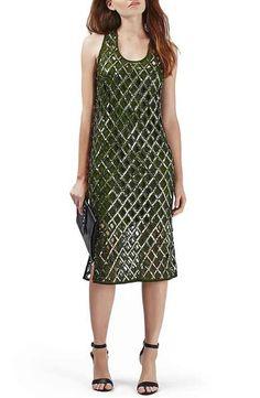 Topshop Embellished Cutout Sleeveless Midi Dress (Limited Edition)