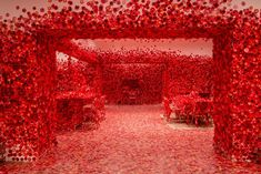 Les Obsessions florales de Yayoi Kusama (1)