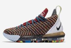 Buy What The Nike LeBron 16 Thru Multi-Color Super Deals from Reliable What The Nike LeBron 16 Thru Multi-Color Super Deals suppliers.Find Quality What The Nike LeBron 16 Thru Multi-Color Super Deals and Nike Lebron, Lebron 16, Nike Kyrie, Nike Basketball, Gold Basketball Shoes, Air Force 1, New Nike Air Force, New Jordans Shoes, Nike Shoes
