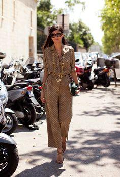 awesome Элегантный женский комбинезон  (50 фото) — Стильные модели 2016 Читай больше http://avrorra.com/kombinezon-zhenskij-foto/
