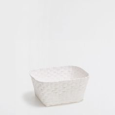 COLOURFUL SQUARE PAPER BASKET - This week - New Arrivals   Zara Home Portugal