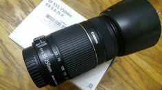 Nikon D7000 Canon 40D Canon 60D  50mm II  18-55 STM 55-250mm IS II
