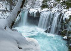 Spirit Falls in Southern Washington Inner Spirit by Majeed Badizadegan on 500px