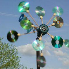 7 maneiras de reciclar cds velhos | Pinguim Moderno