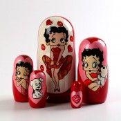 Nesting Dolls for Children & Kids, Counting Dolls