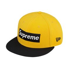 06c20e8f5fb 2-Tone Box Logo 59Fifty Fitted Cap by SUPREME x GORE-TEX x NEW