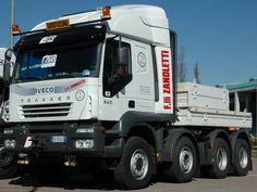 Iveco - Trakker 540