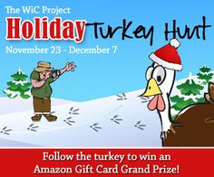 Turkey Hunt Blog & Giveaway Hop ~ School Zone Stocking Stuffer Package  Ends 12/7, US please