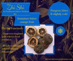 Chinese herbs that regulate Qi