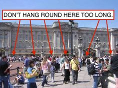 Over-rated places to NOT visit in London