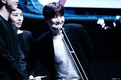 [Picture/Fansitesnap] BTS Rap Monster & J-Hope at the 3rd Edaily Culture Awards [160219]