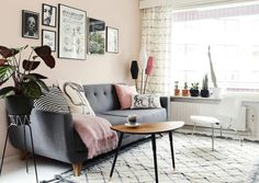 Sisustusopas: olohuone | Meillä kotona