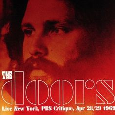 The Doors Live New York, PBS Critique, Apr 28/29 1969 released in 2016 on RoxVox Records