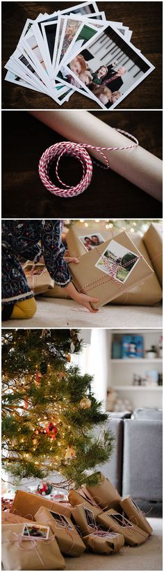 Such a smart way to use photos for your gifts! Love how you can personalize any gift with photos.