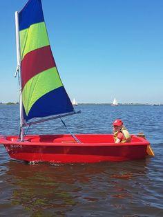 Zeilen in de zomervakantie in Friesland, leukste zomerkamp.