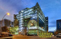 Cámara Oscura Estudio , via Behance  #architecture