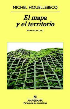Novela de Michel Houellebecq, El mapa y el territorio sobre cómo un fotógrafo de mapas Michelin triunfa en el mundo del arte contemporáneo.