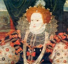ELIZABETH QUEEN OF ENGLAND I (1533-1603) The Elizabethan Age saw England thrive politically and culturally.