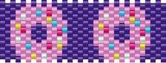 donuts bead pattern