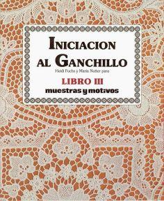 Iniciación al ganchillo III Revista descargada en español