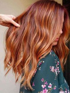 Hottest Red Hair Color Shades for Ladies in can find Red hair color and more on our website.Hottest Red Hair Color Shades for Ladies in 2019 Hair Color Auburn, Auburn Hair, Red Hair Color, Hair Color Balayage, Cool Hair Color, Highlights On Red Hair, Blonde Balayage, Blonde Brunette, Ginger Hair Color