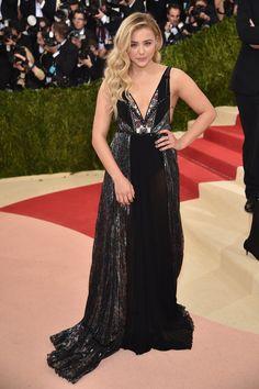 Chloe Grace Moretz au Met Gala 2016