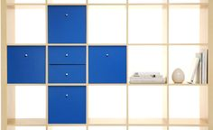 PANYL for IKEA EXPEDIT | PANYL self-adhesive furniture finishes