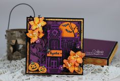 Moja papierowa kraina: Halloween