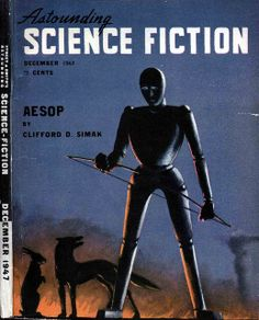 *Astounding Science Fiction Cover art by Alejandro de Cañedo Vol 40 No 4 - December 1947 Science Fiction Kunst, Science Fiction Magazines, Pulp Magazine, Magazine Art, Magazine Covers, Diesel Punk, Books Art, Classic Sci Fi Books, Book Covers