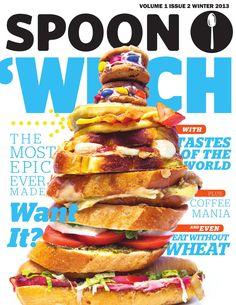Northwestern University's only food magazine.