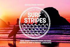 GONE SURFIN' Vol 2 - SURF STRIPES