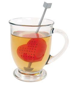 Heart + Arrow Tea Infuser