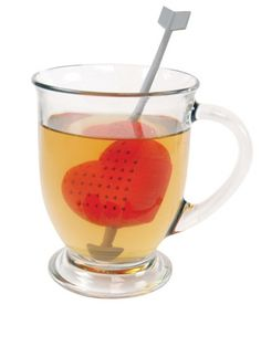 Heart + Arrow Tea Infuser