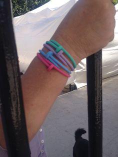 Ciod bracelet multicolor Summer 15