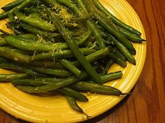Steam-Sauteed Green Beans   Dad Cooks Dinner