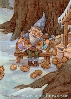 Gnome & friends