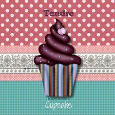 Tendre+Cupcake-+decoupage-Mi+Maleta+de+Recortes.jpg (841×840)