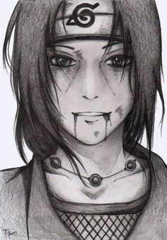Itachi Uchiha.... am I the only person who cried when died? He was never evil. He died a hero.
