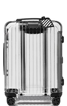 b9dd194a1 OFF WHITE X RIMOWA Rimowa Luggage, Checked Luggage, Hand Luggage, Men's  Bags,